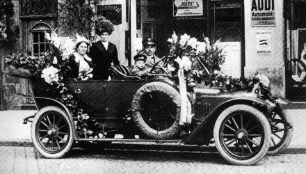 prima poza Audi Typ A  1910