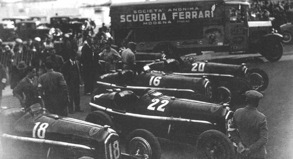 Scuderia Ferrari 1930