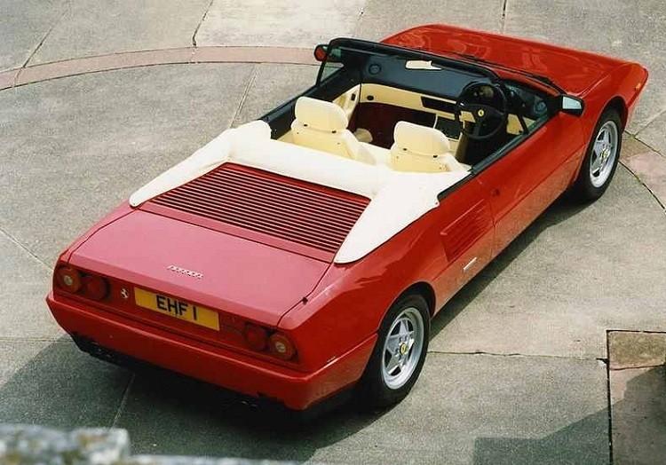 Ferrari Mondial 3.2 Cabrio