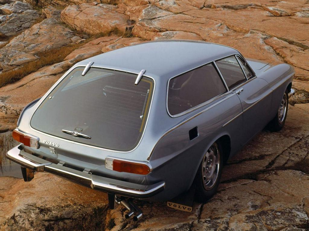 Volvo P1800ES