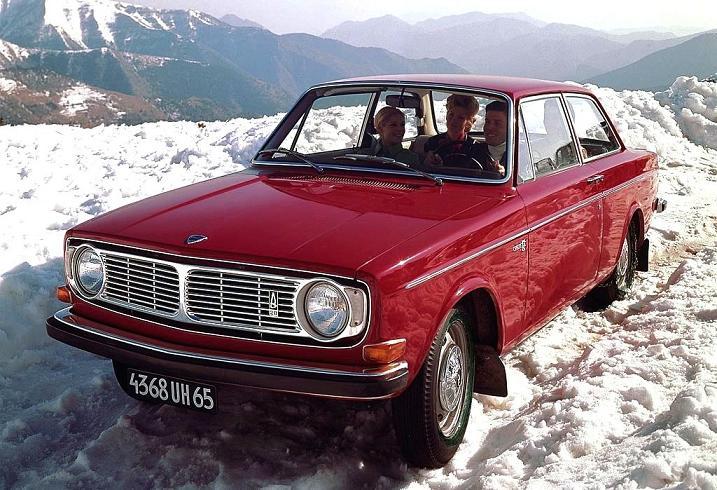 Volvo 142 -1969