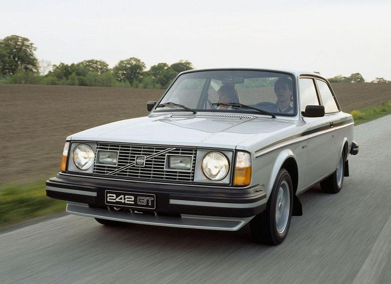 Volvo 242 GT-1980