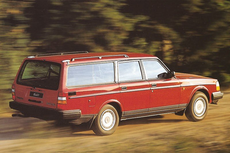 Volvo 240 Estate -1985