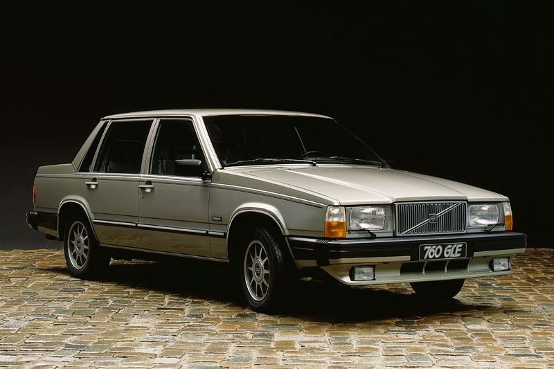 Volvo 760GLE - 1982