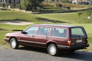 Volvo 760 GLE Estate-1988