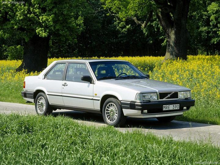 Volvo 780 - 1987