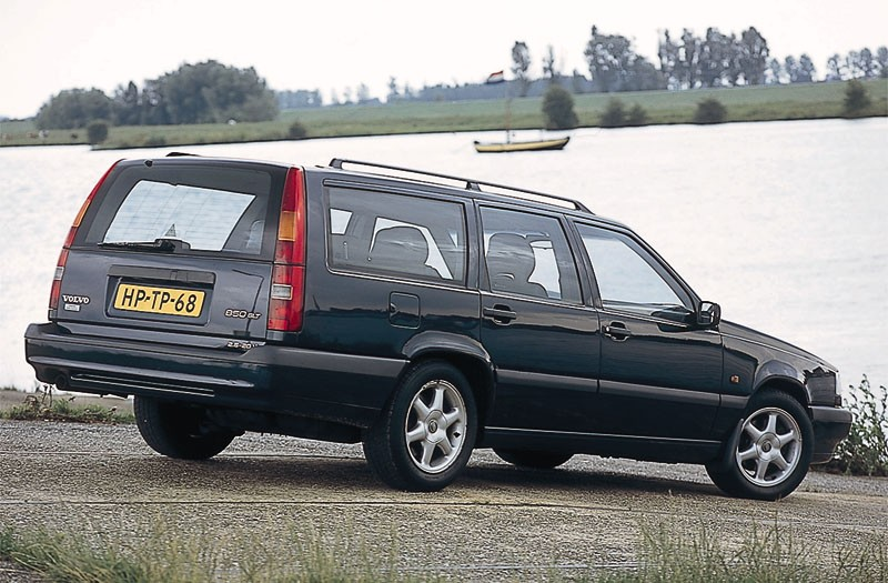 Volvo 850 Estate - 1996