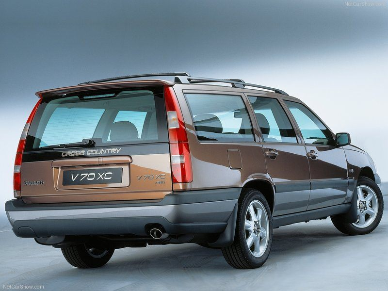 Volvo XC 70 Cross Country - 1999