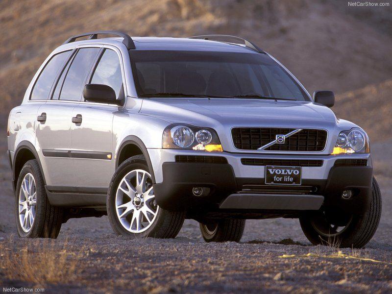 Volvo XC90 - 2002