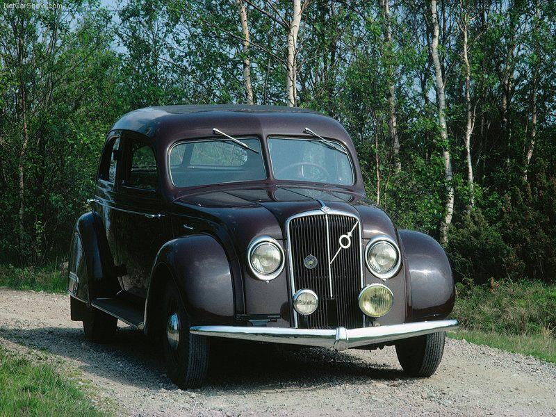 Volvo PV36 Carioca - 1935