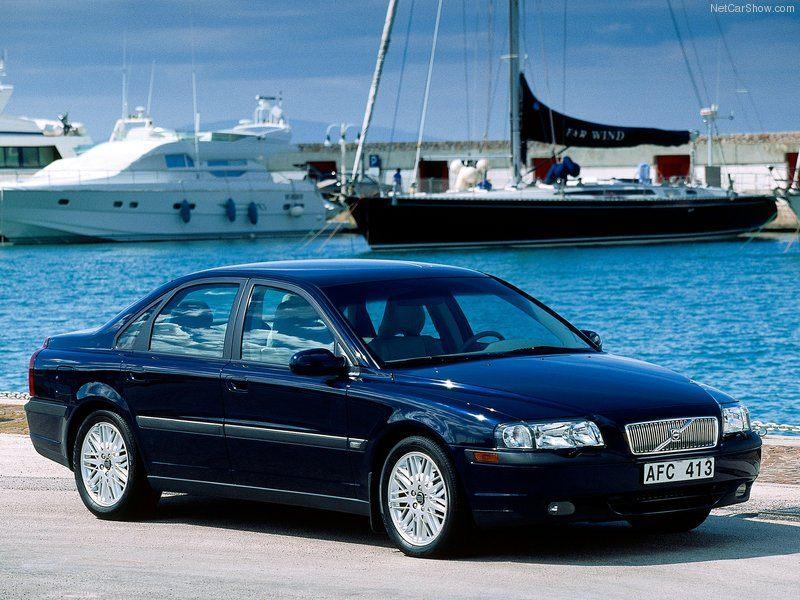 Volvo S80 - 2001