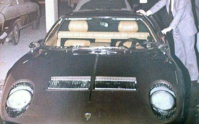 Onassis Lamborghini Miura