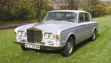 Rolls Royce-ul lui Freddie Mercury scos la licitatie
