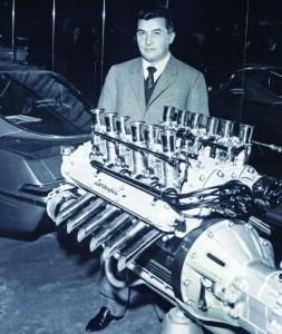 Ferruccio Lamborghini 1967
