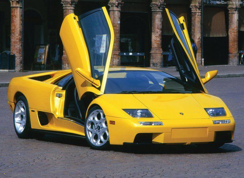 Lamborghini Diablo 1999