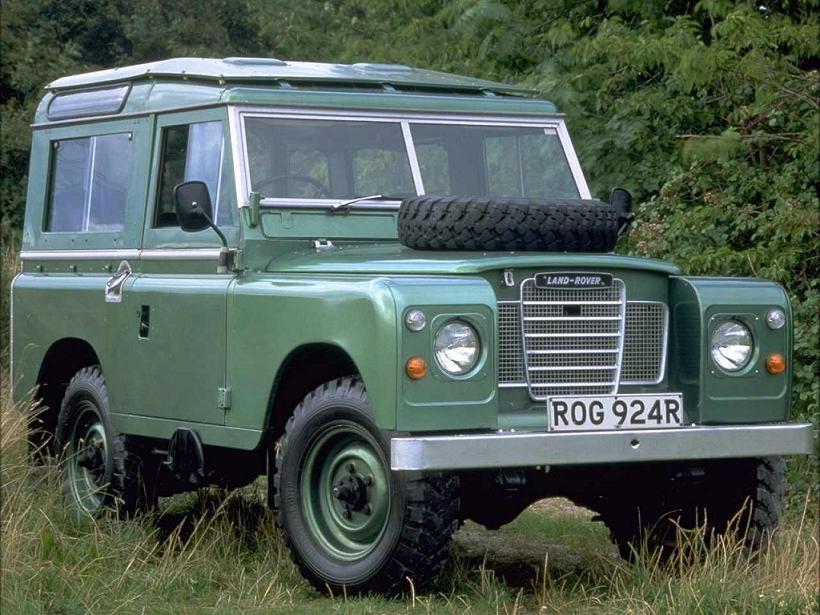 Nr.14 Land Rover Seria III