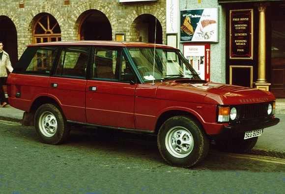 Range Rover 5 doors