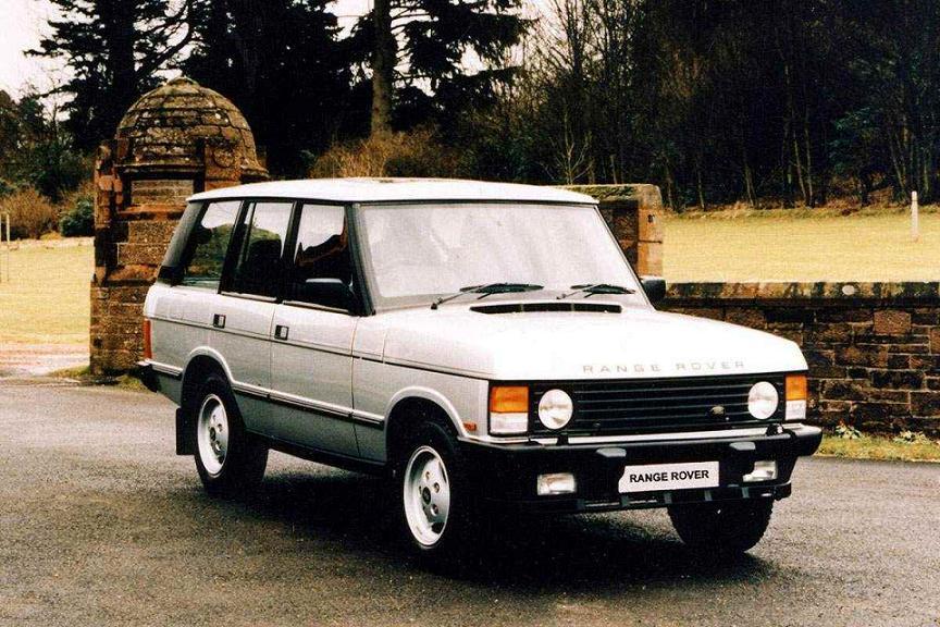 Range Rover 5 doors 1987
