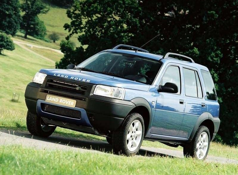 Land Rover Freelander 5 doors