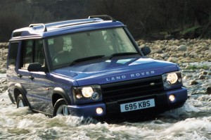 Land Rover Discovery II 2002