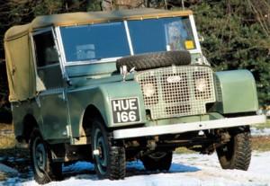 Land Rover Seria I