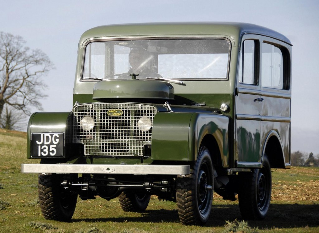 Land Rover Seria I Station Wagon
