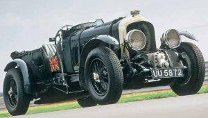 Nr.1 Bentley 4.5 Litre Blower