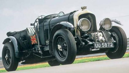 Nr.1 Bentley 4.5 Litre Blower