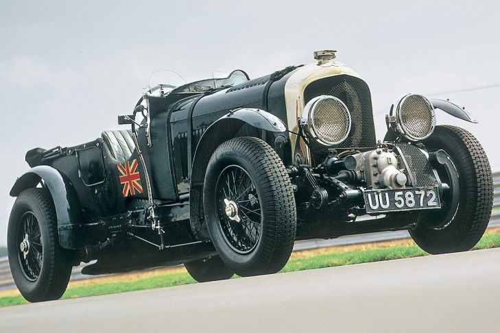 Bentley 4.5 Litre Blower