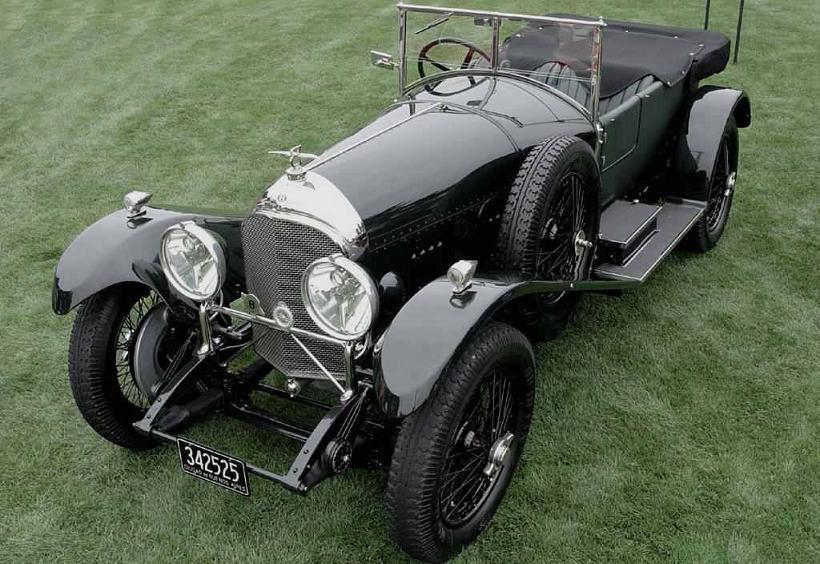 Bentley 3 Litre Speed Vanden Plas Tourer