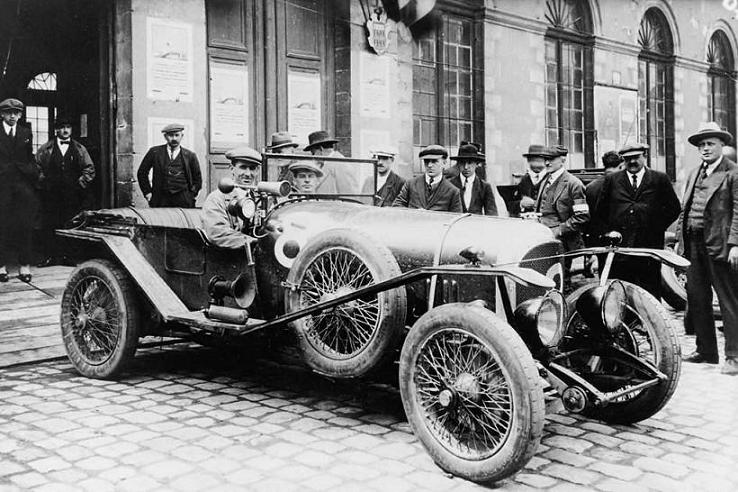 Bentley 3 Litre 1924 Cursa 24h LeMans