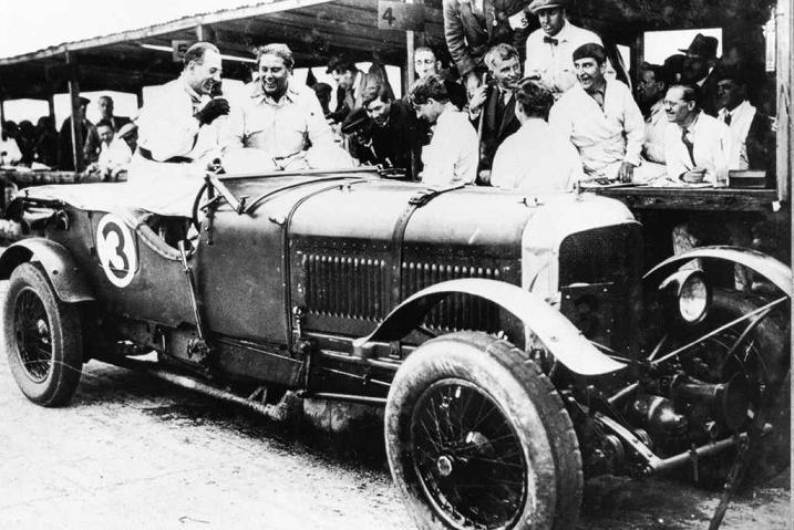 Bentley 4.5 Litre 1927 Cursa 24h LeMans