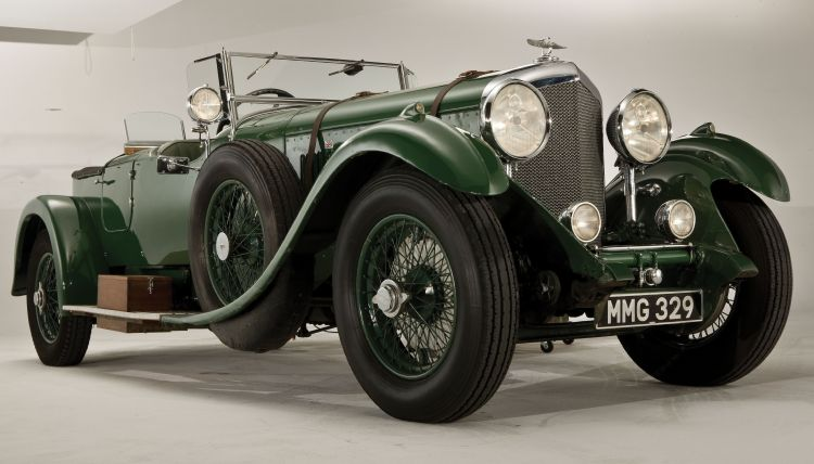 Bentley 8 Litre Tourer 1931