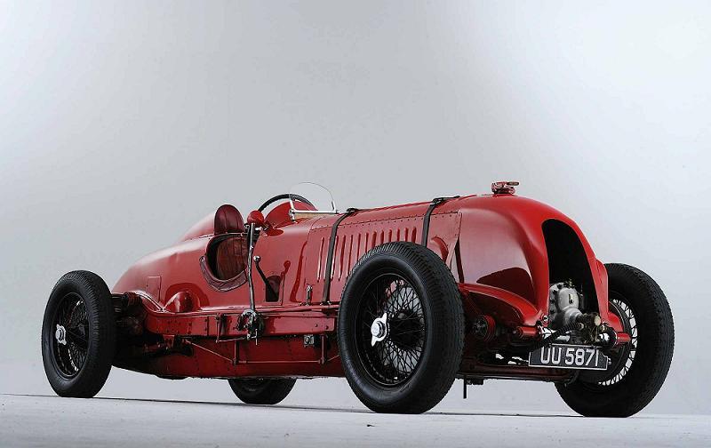 Bentley Blower No.1 1929
