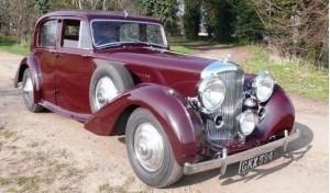 Bentley MK V 1939