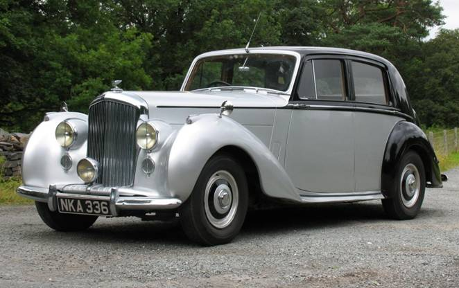 Bentley R-Type 1952