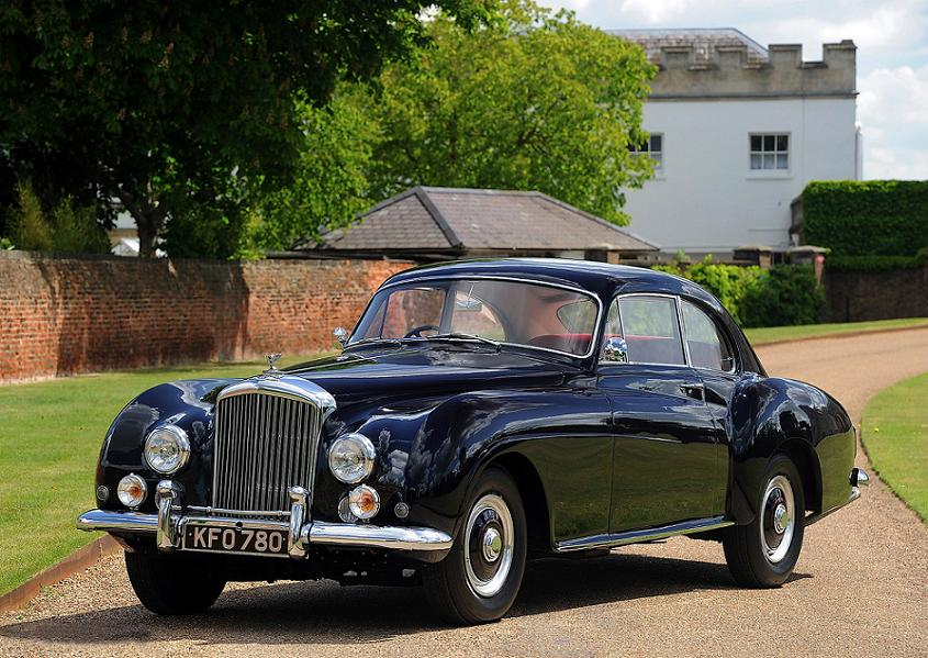 Bentley R-Type Continental 1952