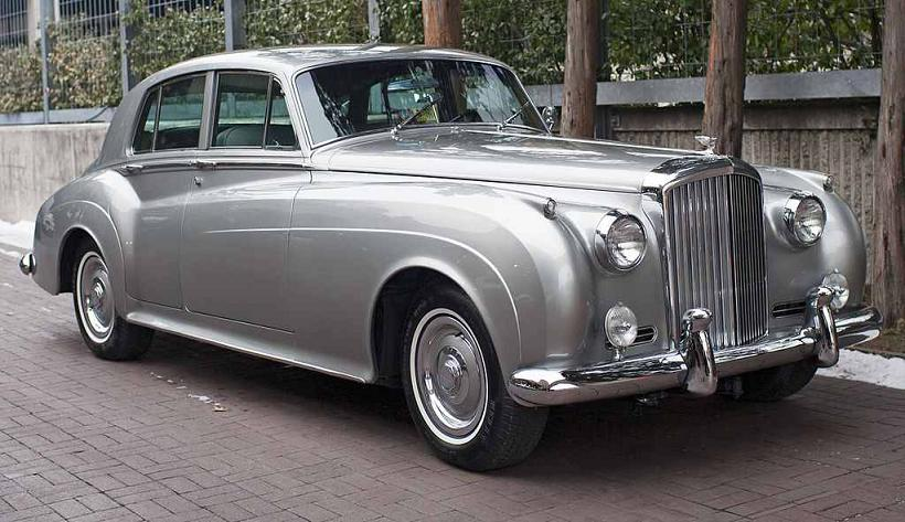 Bentley S2