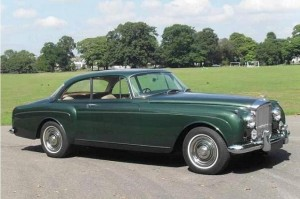Bentley S2 Continental Coupe 1962