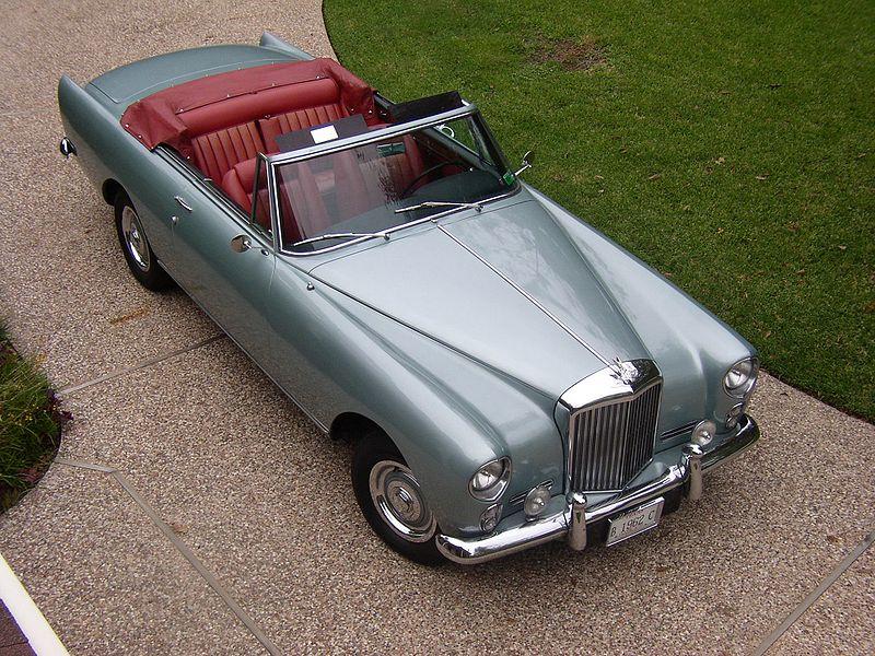 Bentley S2 Continental Park Ward 1962