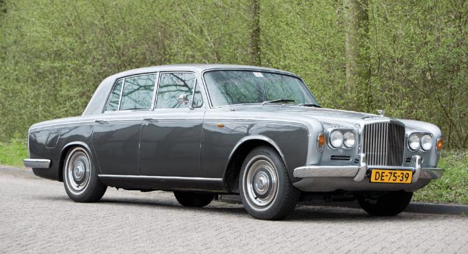 Bentley T1 1967
