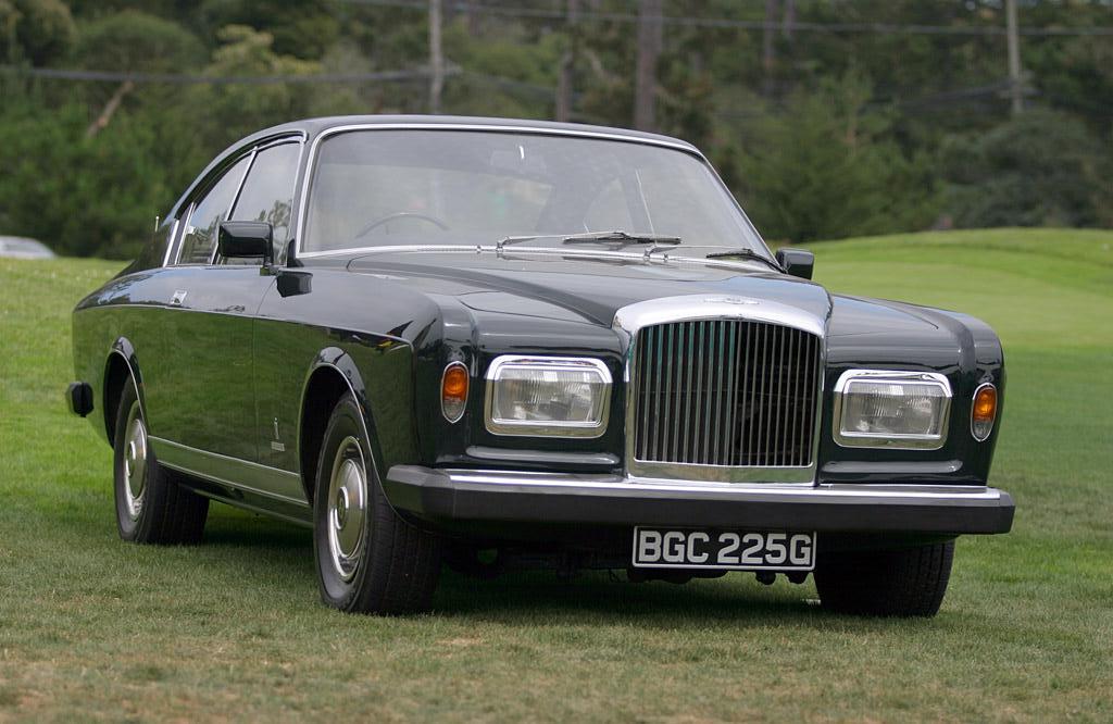 Bentley T1 Coupe Speciale Pininfarina - prototip 1968