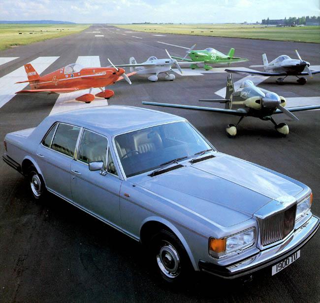 Bentley Mulsanne 1980