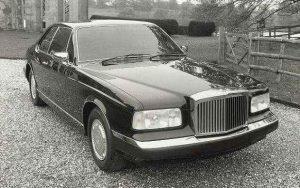 Bentley Project 90 1985 - Concept Car