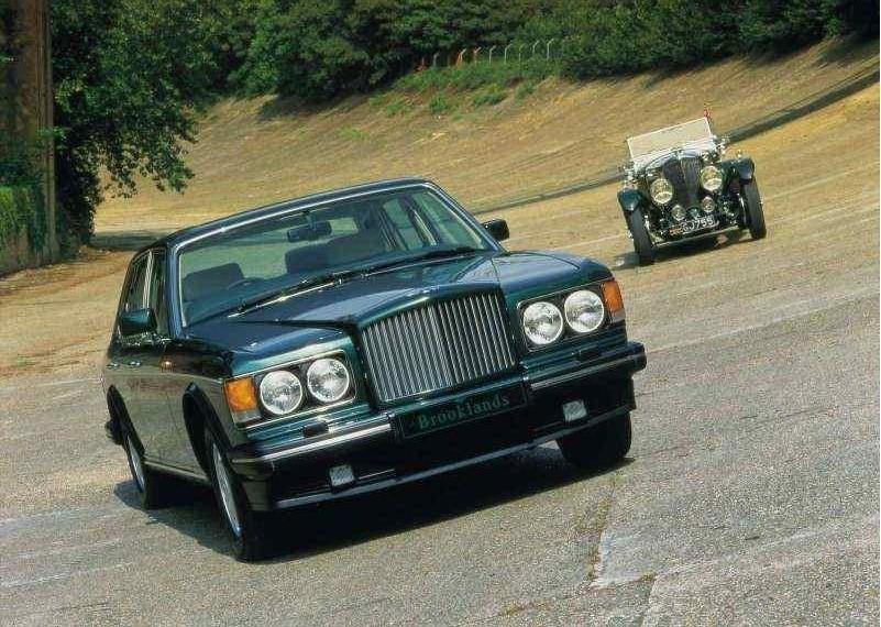 Bentley Brooklands 1992