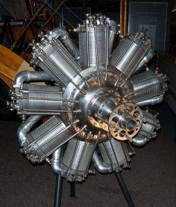 Motorul Bentley Rotary 2