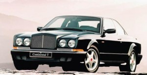 Bentley Continental T