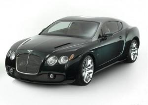 Bentley GTZ Zagato Concept 2008