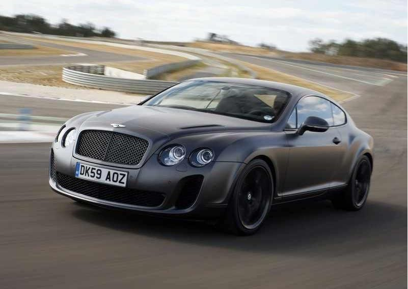 Bentley Continental Super Sports 2010