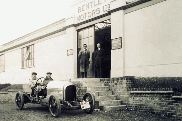 Primul Bentley 3 Litre